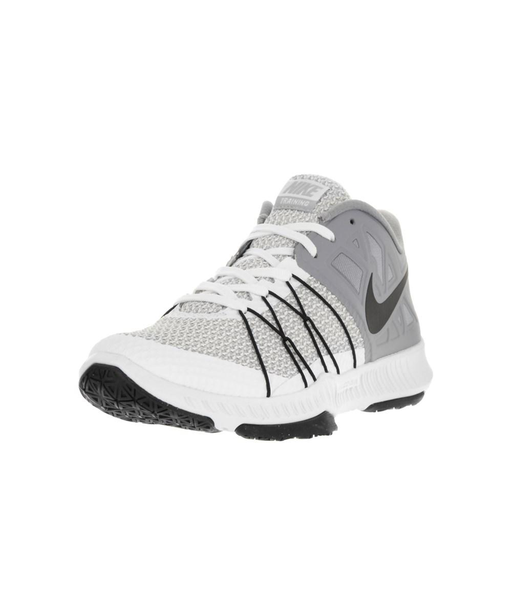 5cc6b44d895e Lyst - Nike Men s Zoom Train Incredibly Fast Training Shoe in White ...