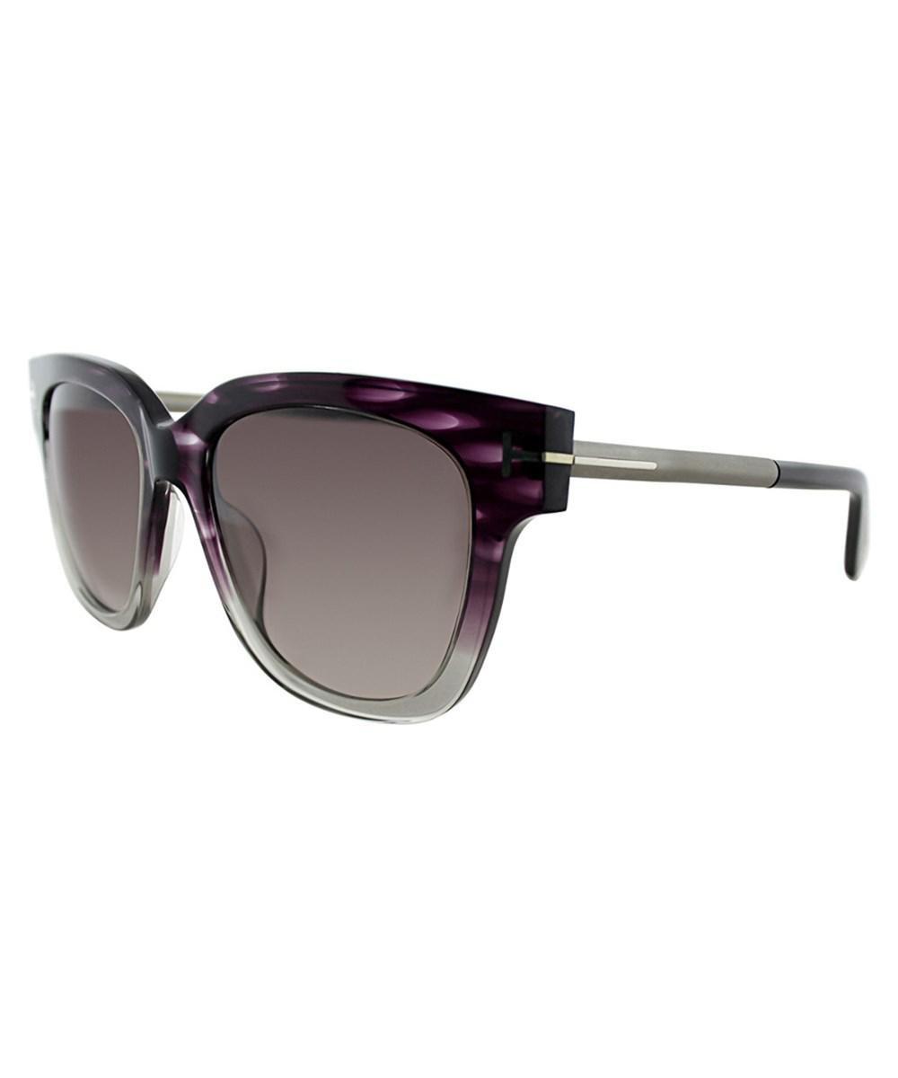 83b665c6ca8 Lyst - Tom Ford Women s Tracy 53mm Sunglasses