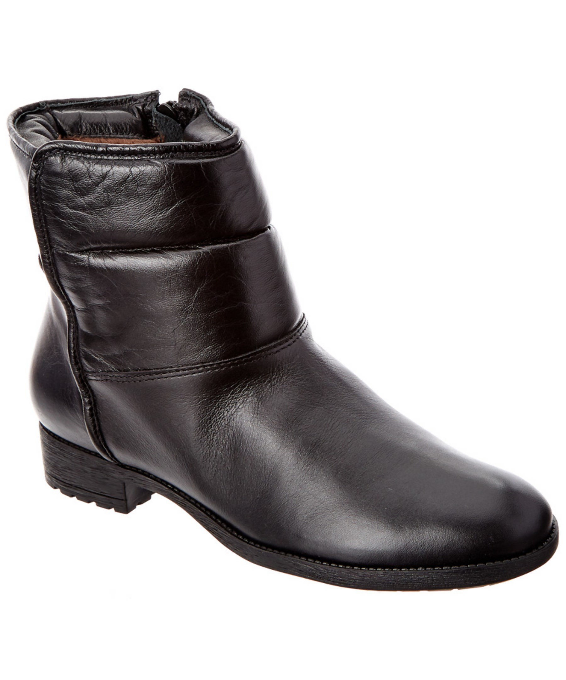 corso como salt lake leather boot in black save 60 lyst