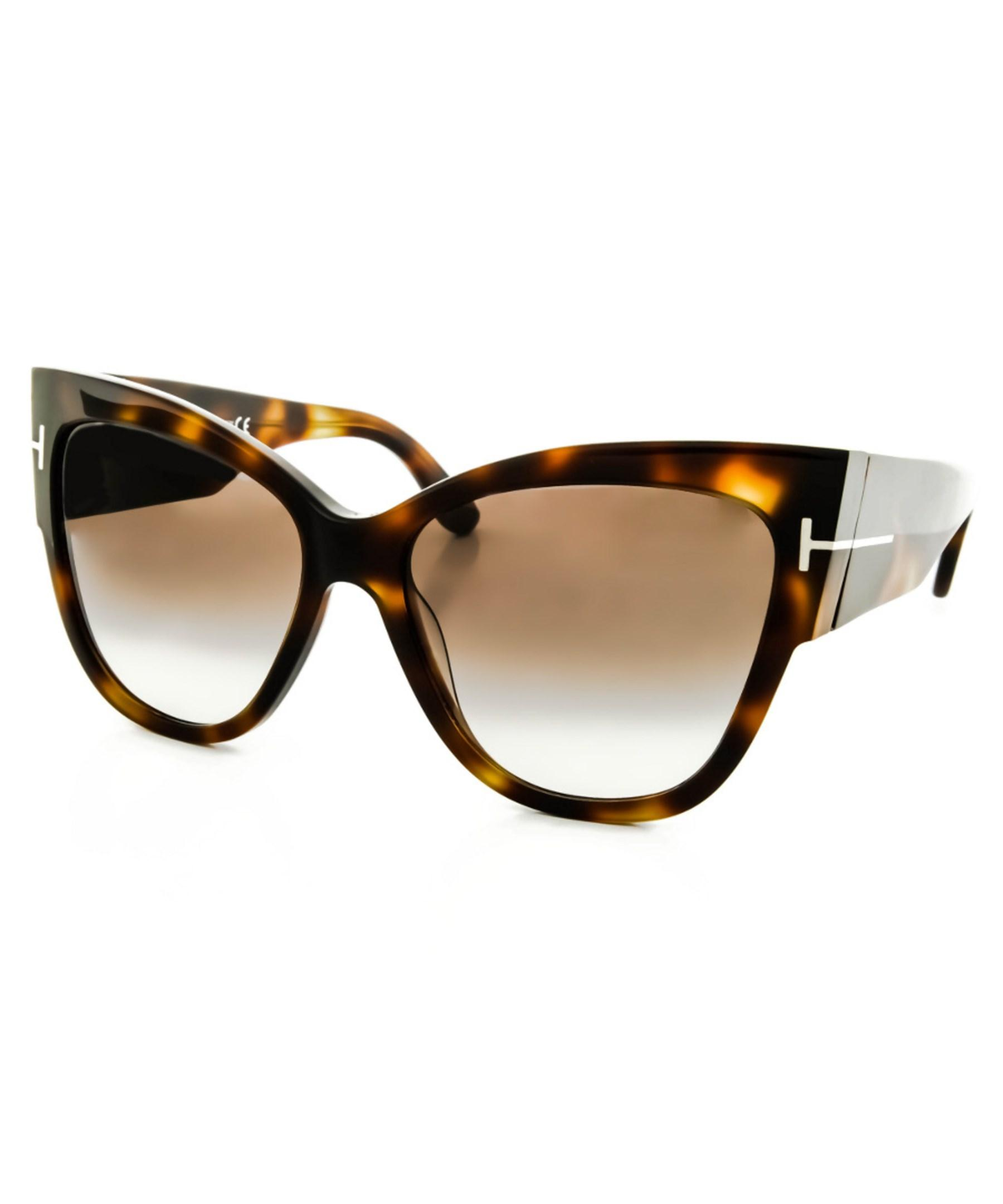 tom ford women 39 s ft0371 f sunglasses in brown lyst. Cars Review. Best American Auto & Cars Review