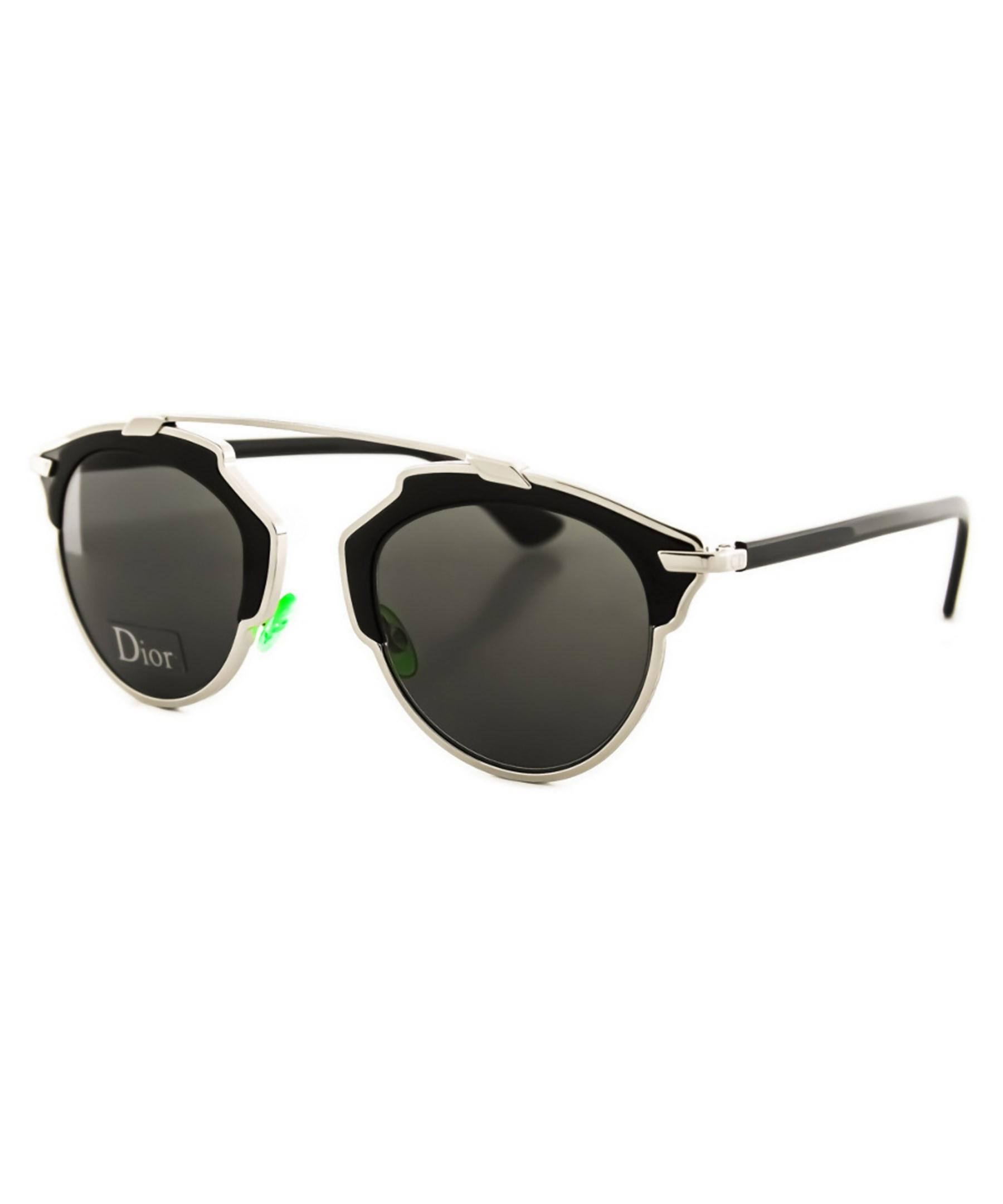 Dior Women's So Real Sunglasses in Black