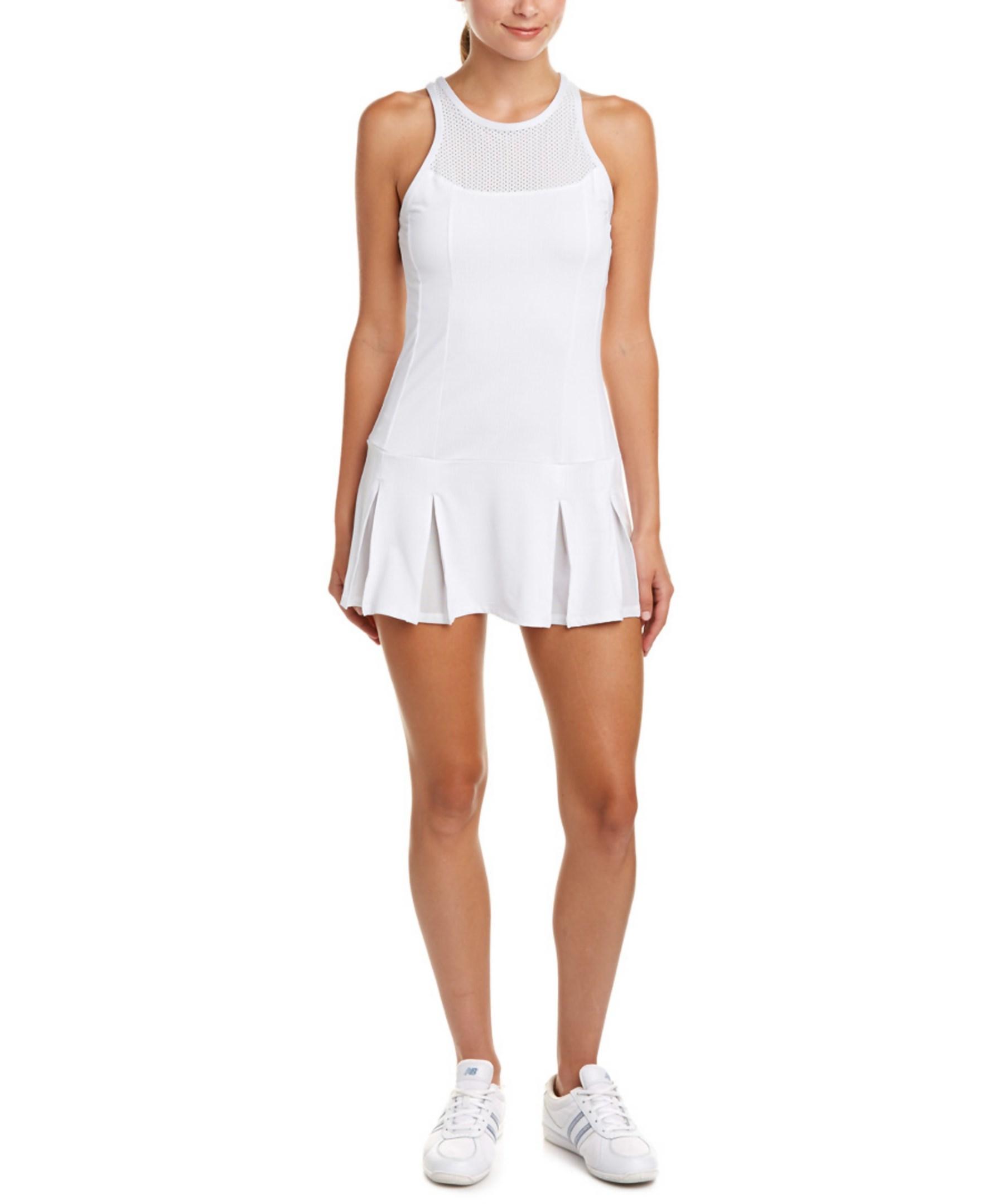 lol 235 mae dress in white lyst