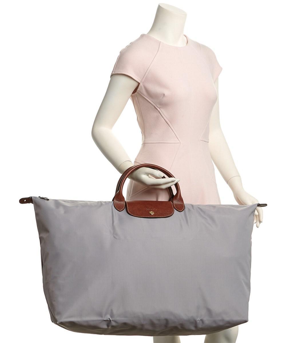 8760939146e Longchamp Le Pliage Extra Large Nylon Travel Bag   ReGreen Springfield
