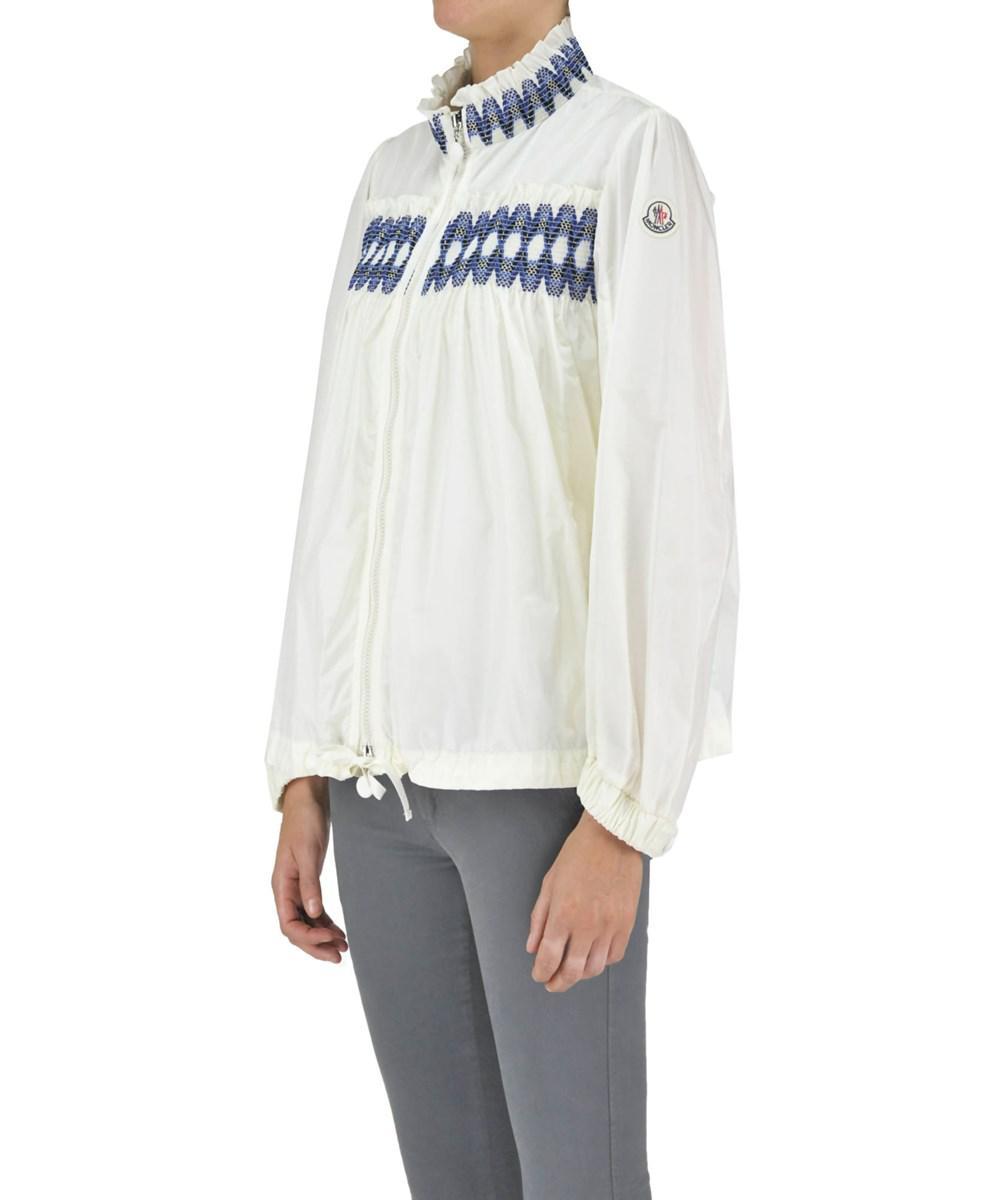 moncler white womens jacket