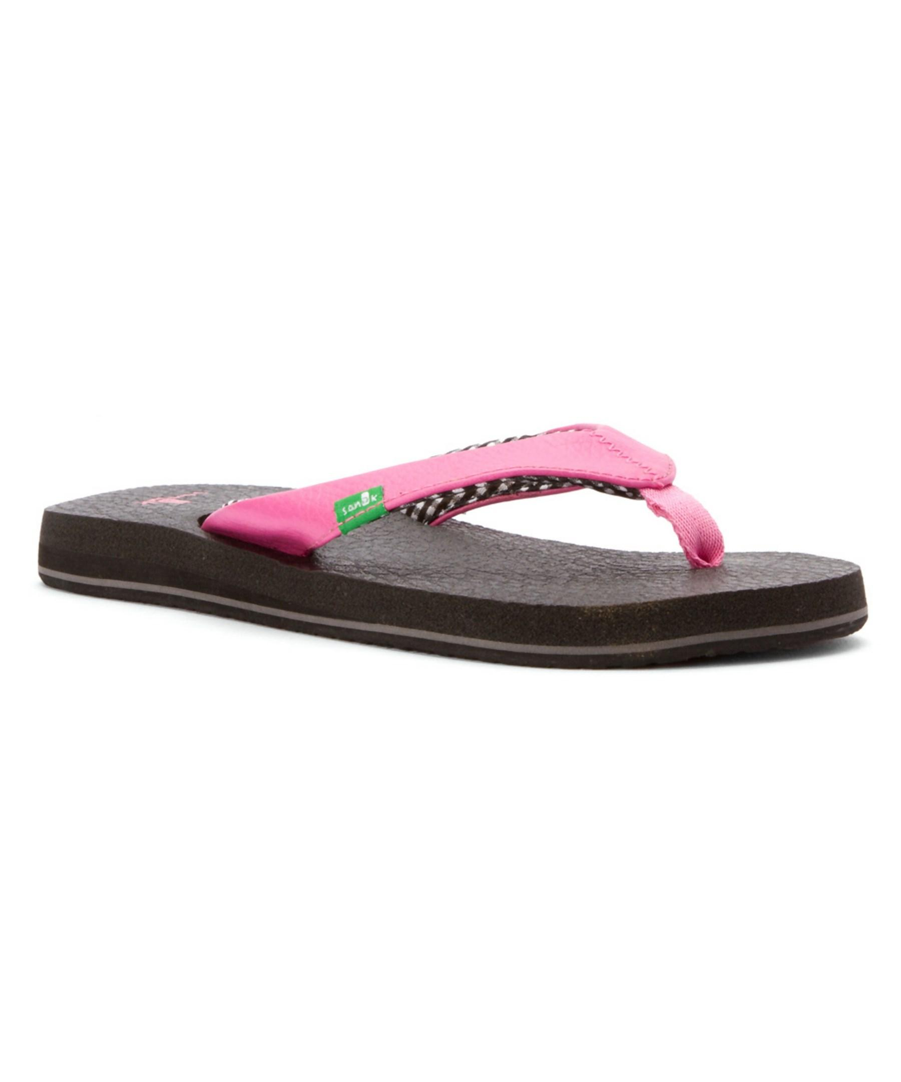 with sandals shoes flop womens product padding riverberry mat clothing yoga sanuk mats tibs jewelry flip premium