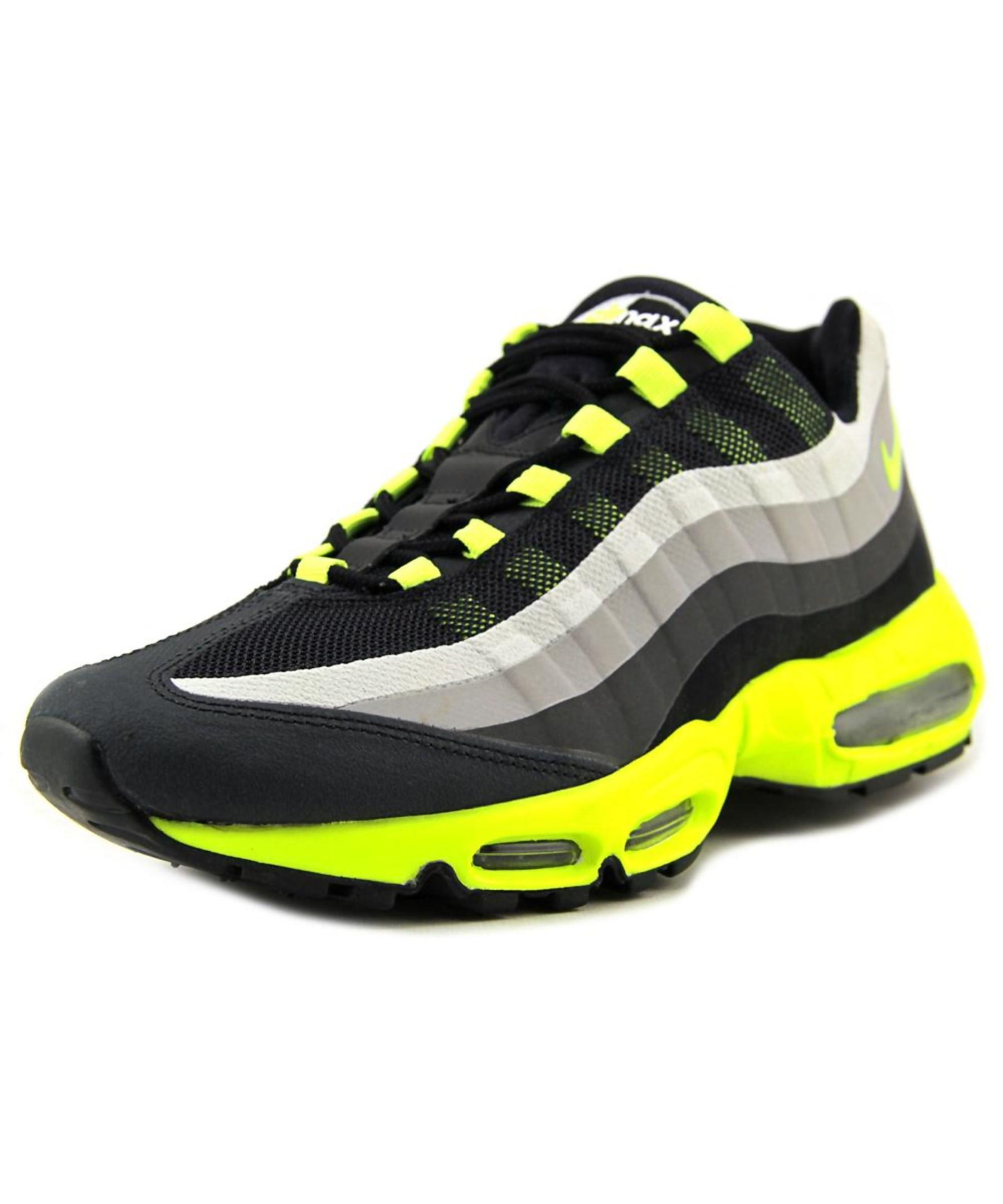 Air Max  No Sew Men Round Toe Synthetic Running Shoe