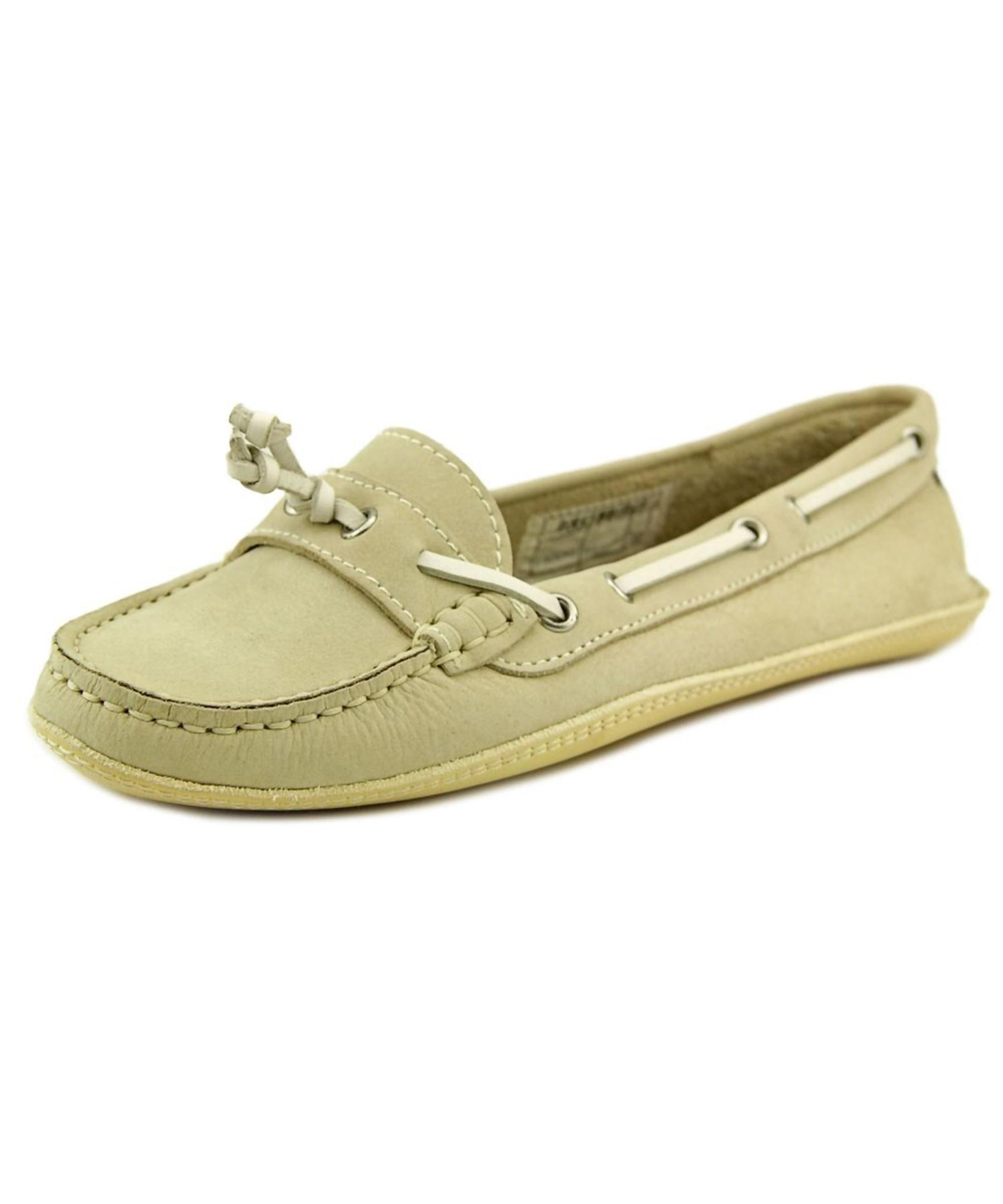 bikkembergs bke101503 moc toe leather boat shoe in white