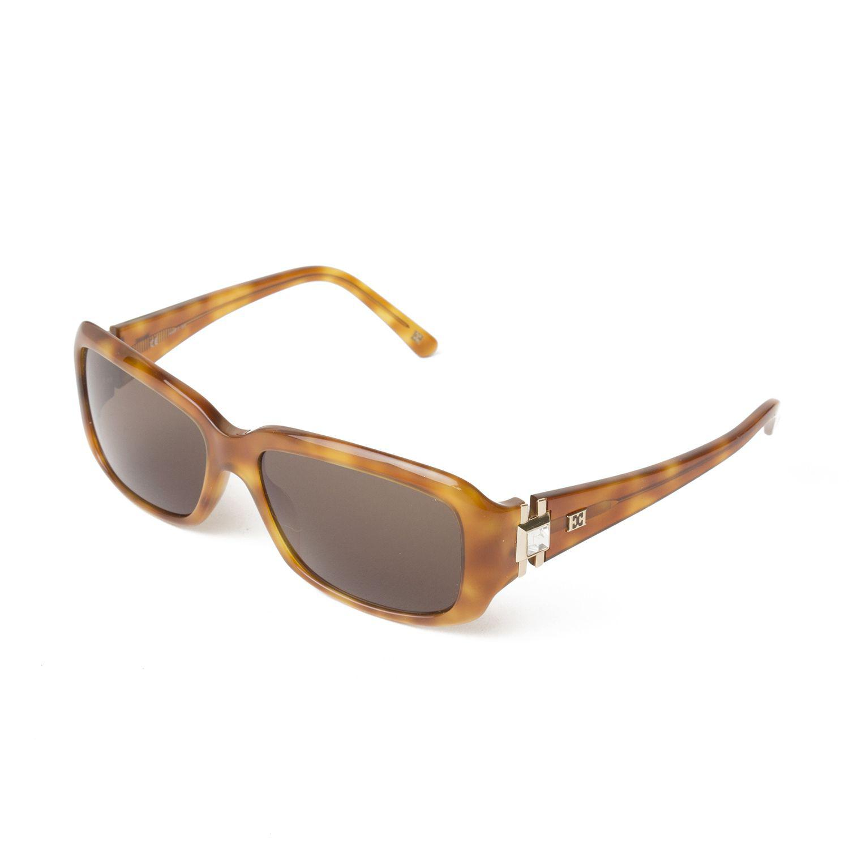 d1de02b7ab Lyst - Escada Women s Rectangular Sunglasses Brown in Brown