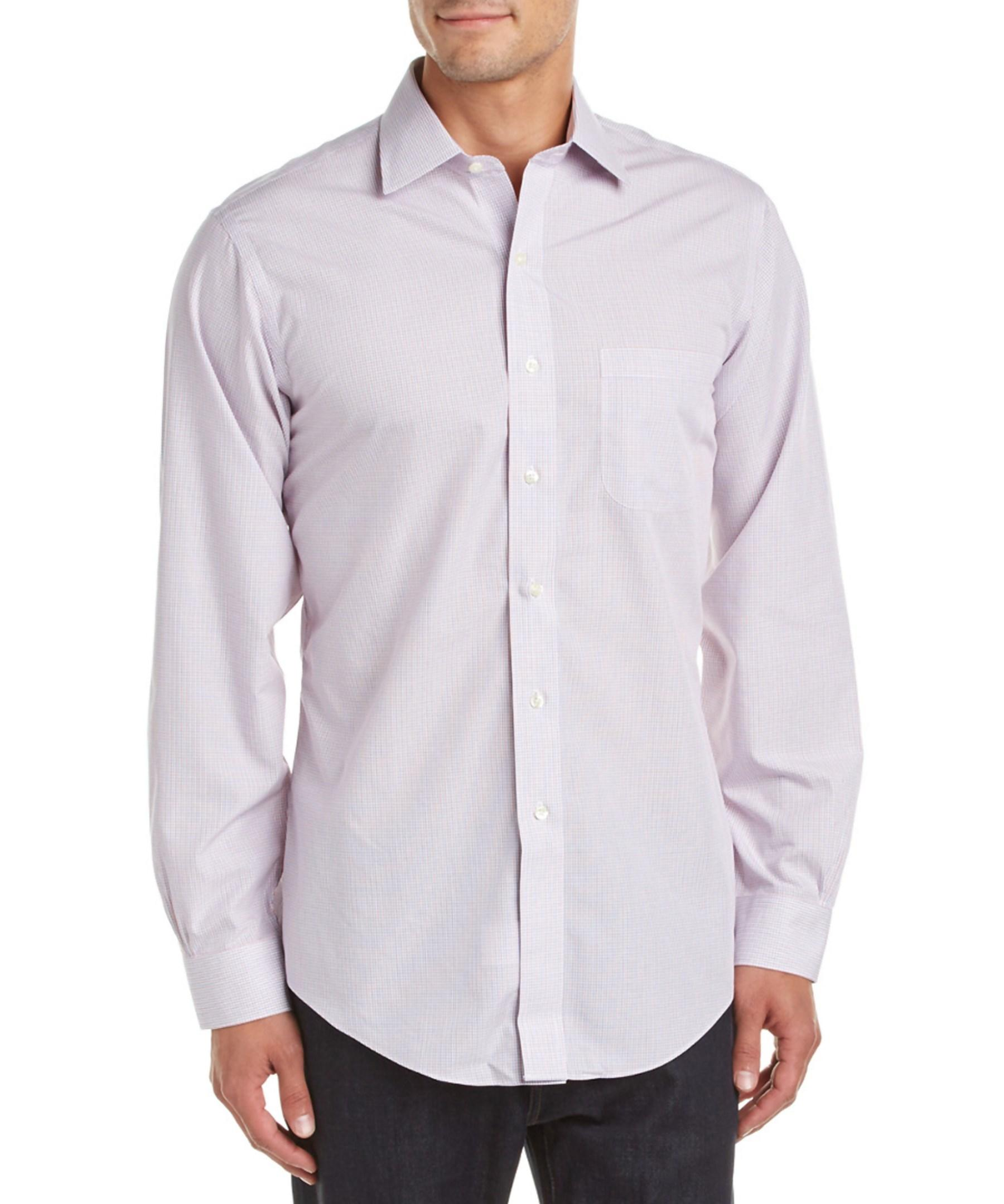 Brooks Brothers Regent Fit Dress Shirt In White For Men Lyst