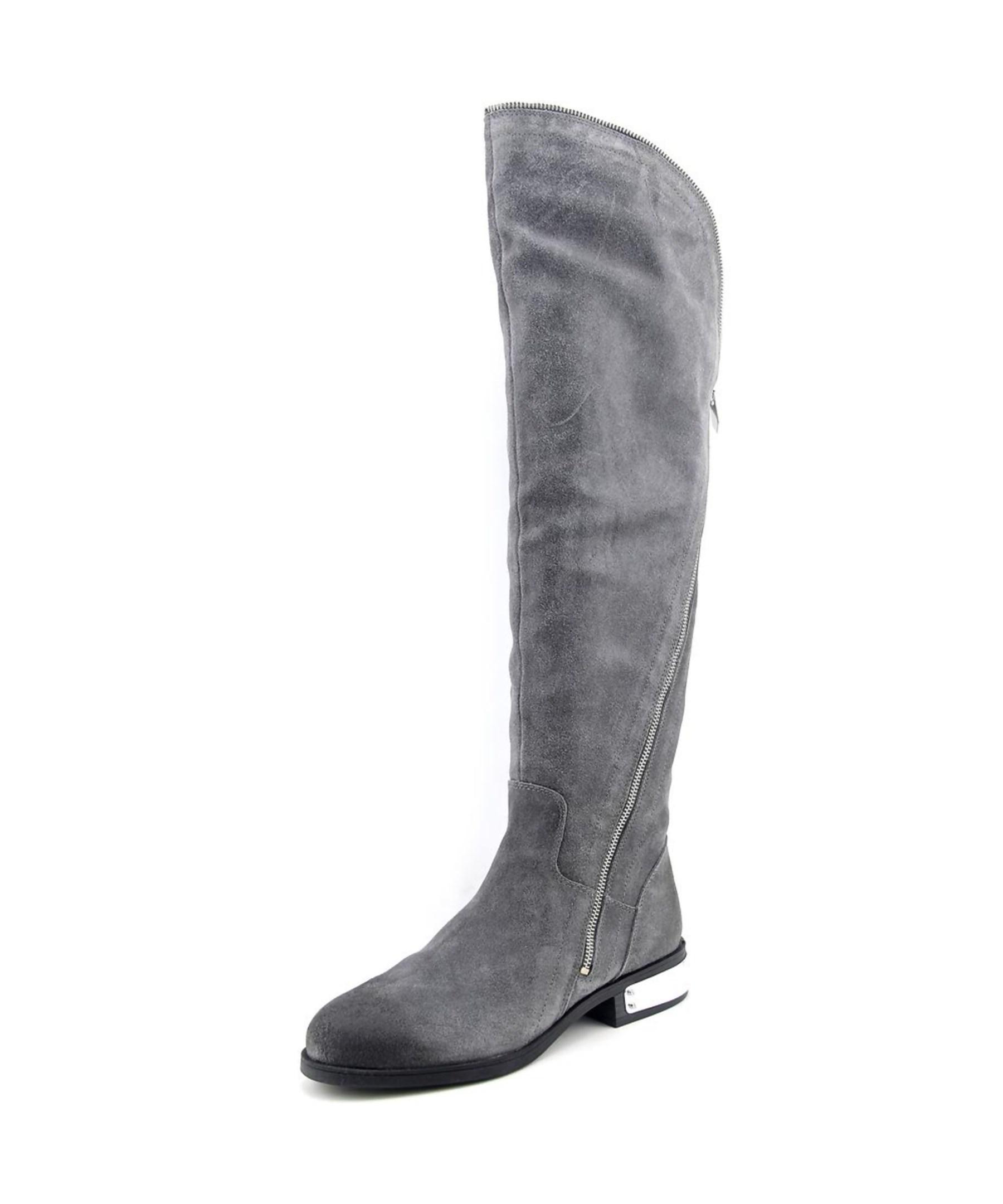 fergie navaro toe suede the knee boot in