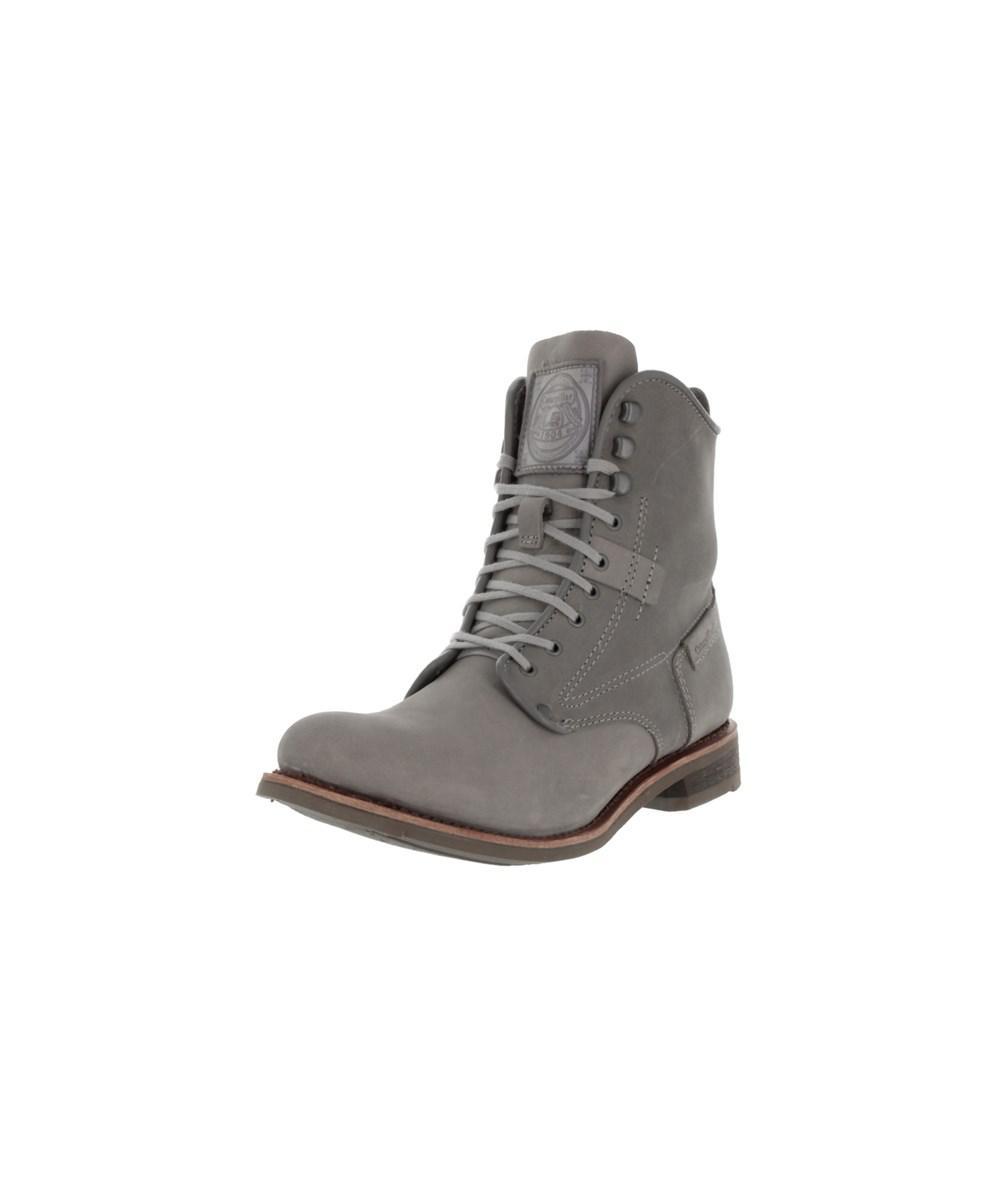 e1f226ae03ea7 Lyst - Caterpillar Men s Orson Boot in Gray for Men