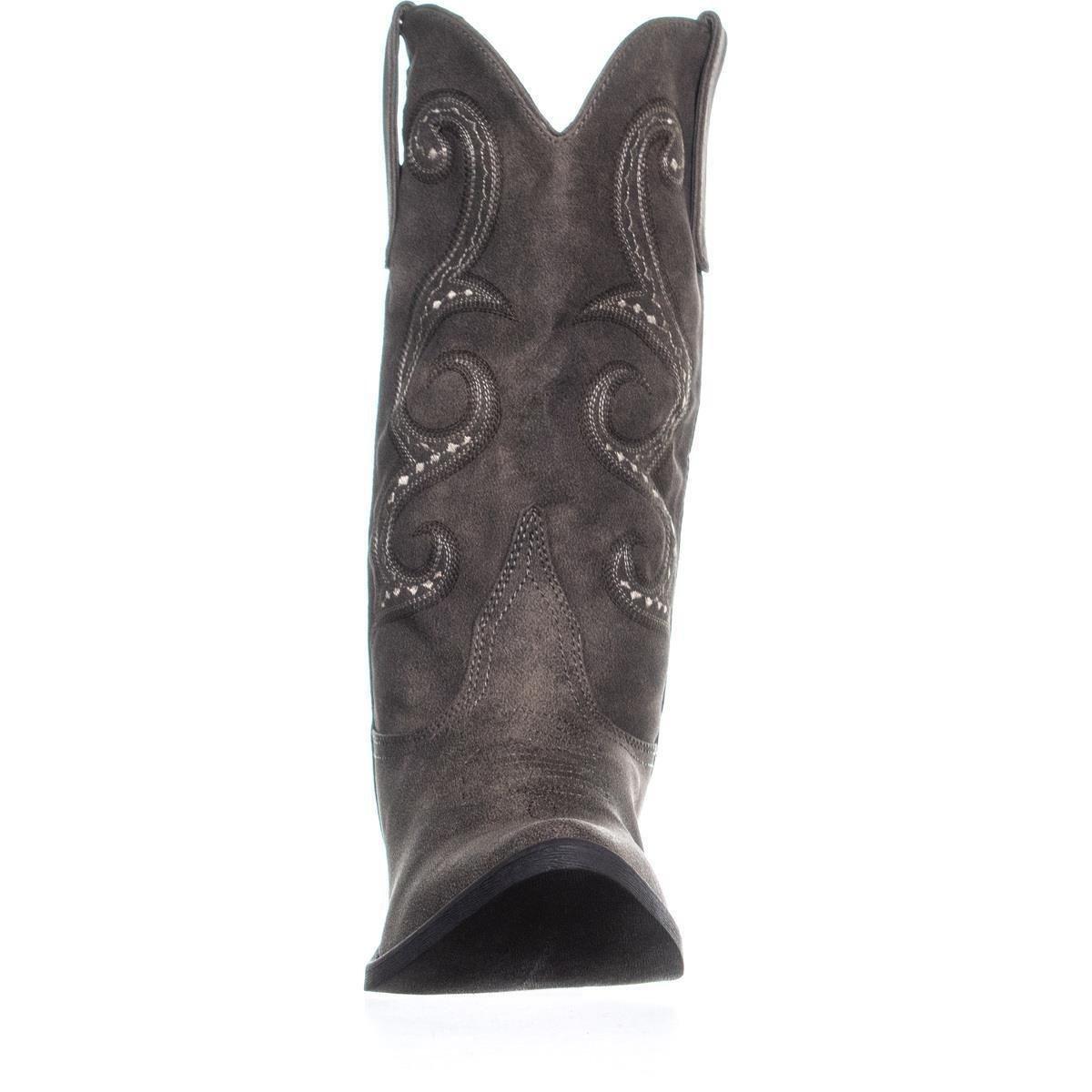 42c5a6f40e1 Lyst - American Rag Ar35 Dawnn Cowgirl Western Boots, Gray in Gray