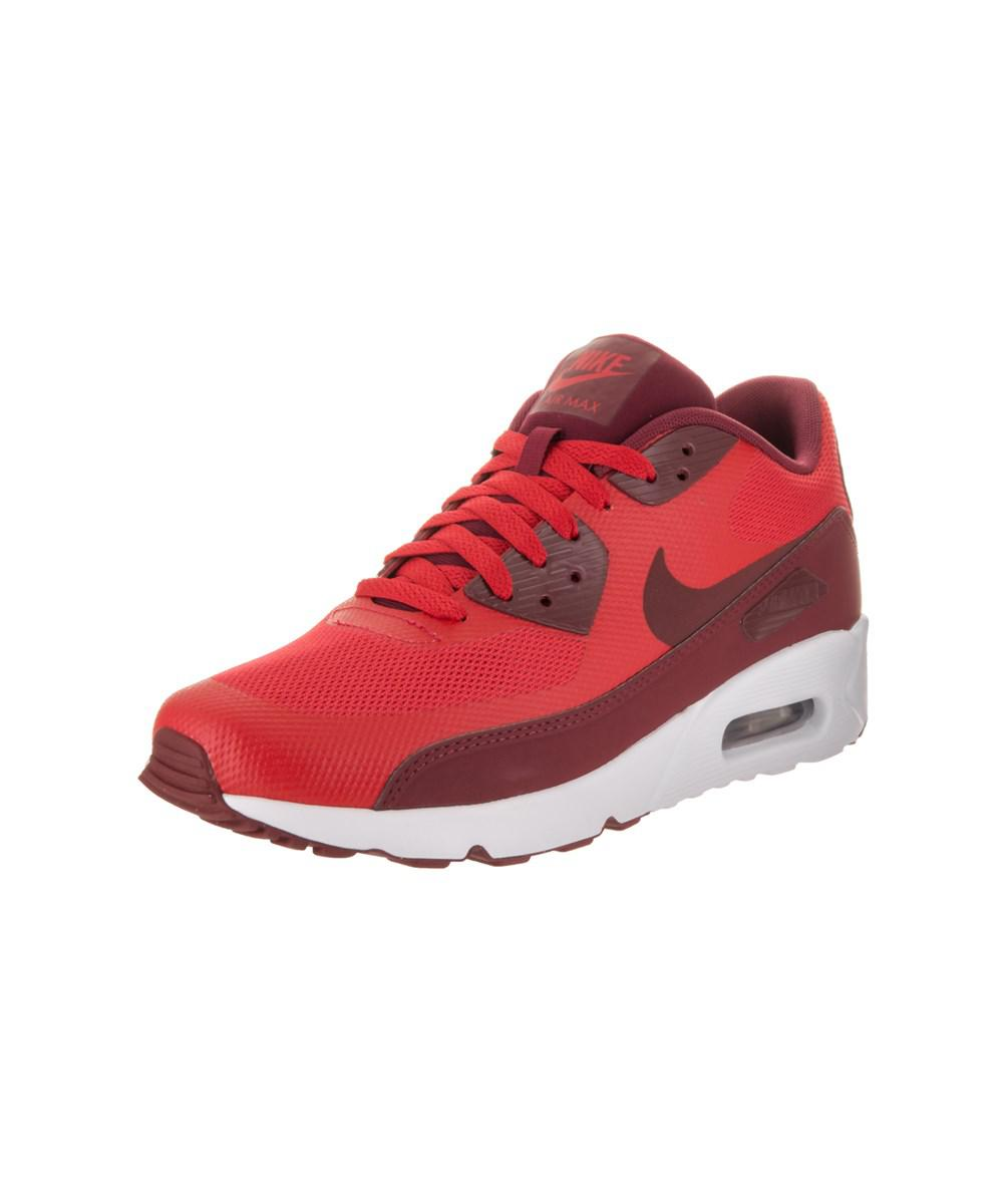 Lyst Nike Men's Air Max 90 Ultra Essential Running Shoe in Red