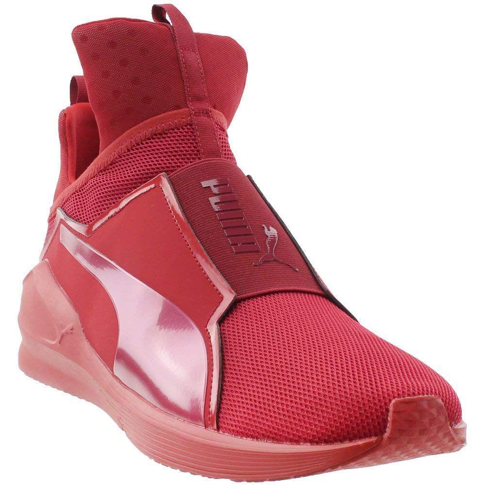 805ef3922245d3 PUMA. Red Fierce Core Mono Men s Fashion Training High Top Sneakers Shoes