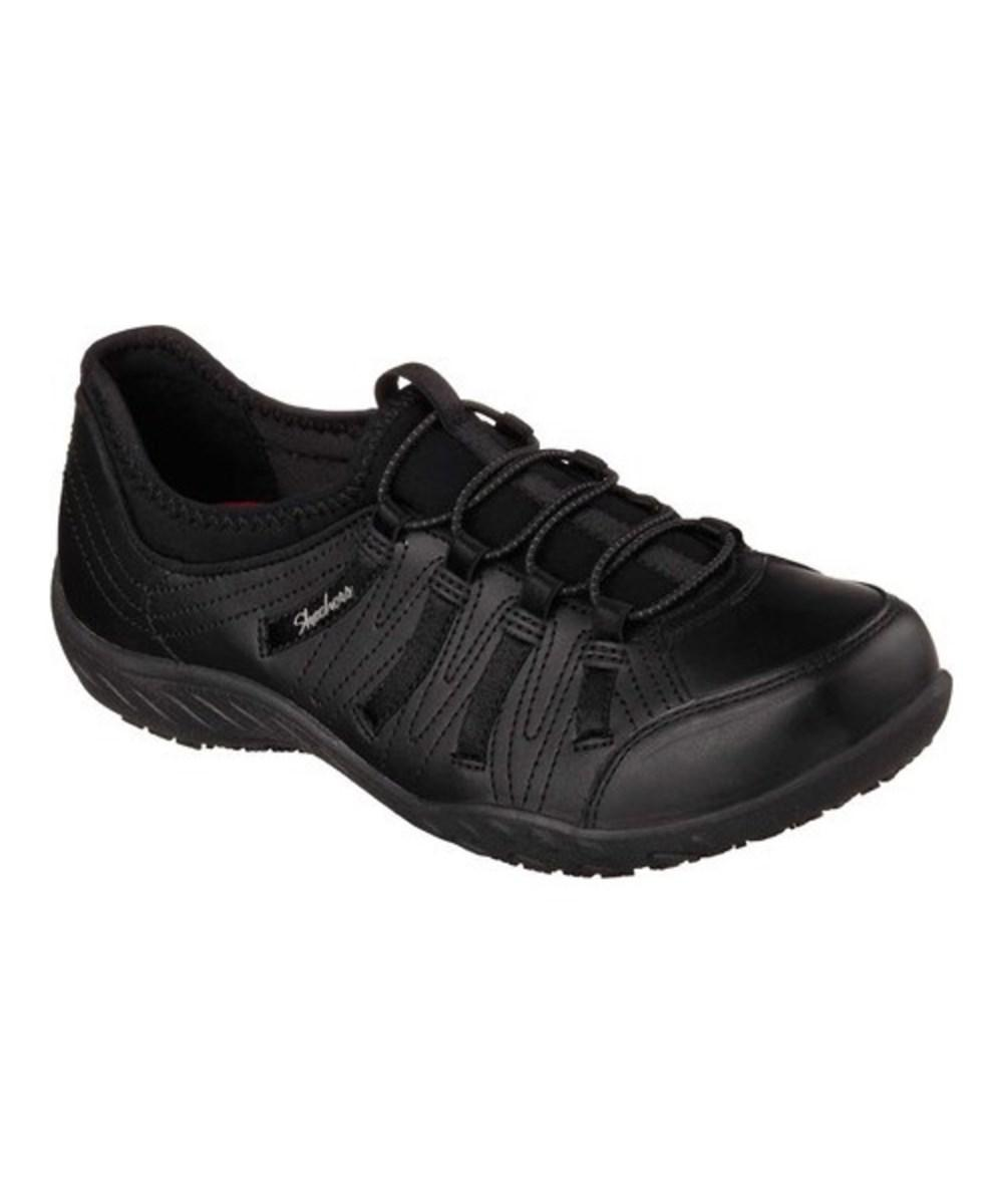 1db4dee2c1d Lyst - Skechers Women s Work Relaxed Fit Rodessa Slip Resistant Shoe ...