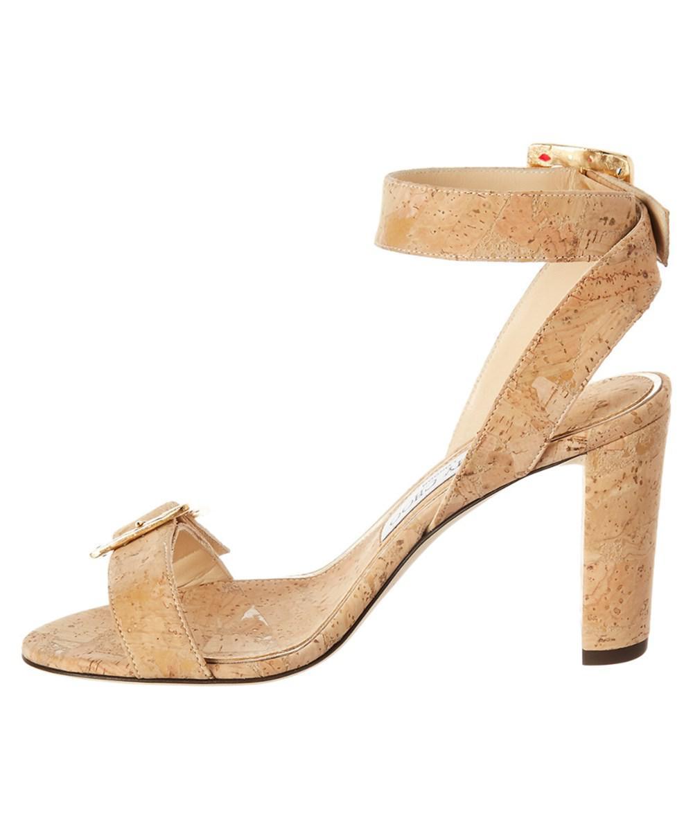 Jimmy choo Dacha 85 cork sandals MFYkdpeWP