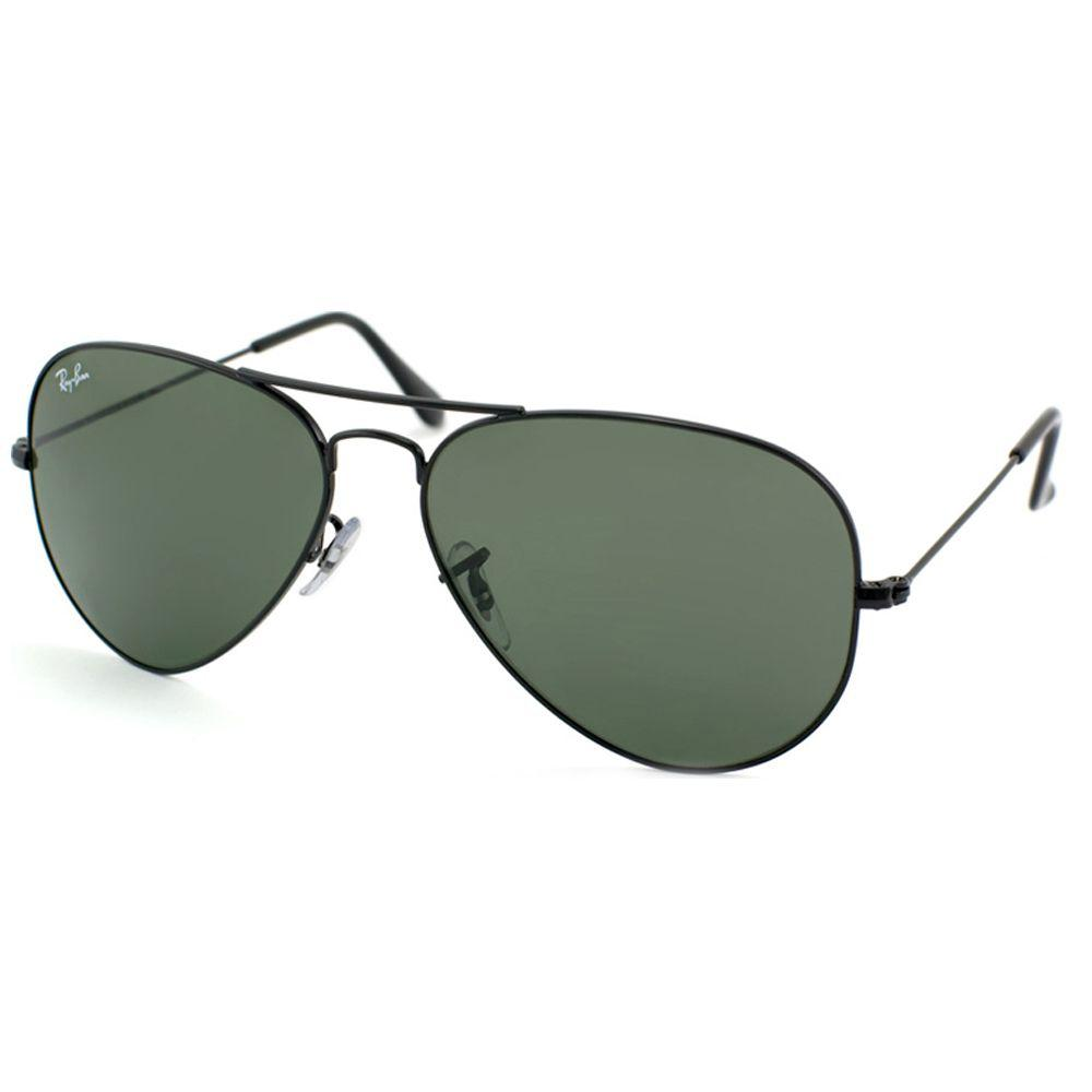 a00f564232 Ray-Ban. Women s Classic Aviator Rb 3025 L2823 58mm Black Aviator Sunglasses