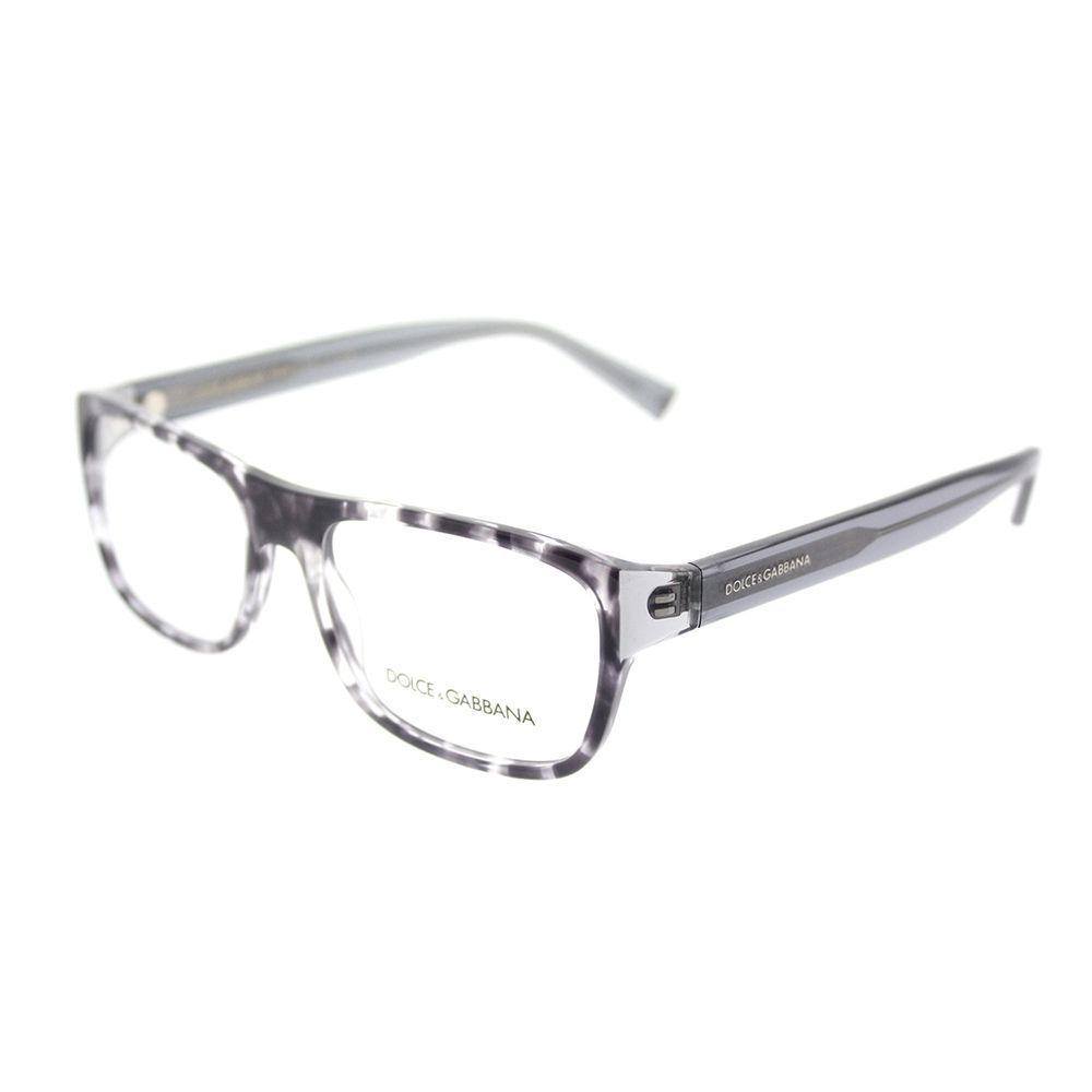 202627c7be2a Lyst - Dolce   Gabbana Flat Dg 3276 3142 54mm Havana Black Clear ...