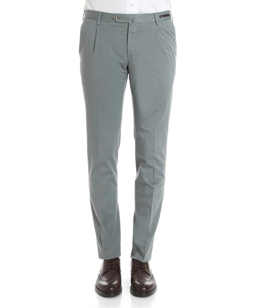 Cotton trousers grey PT01 iakPjFFxF8