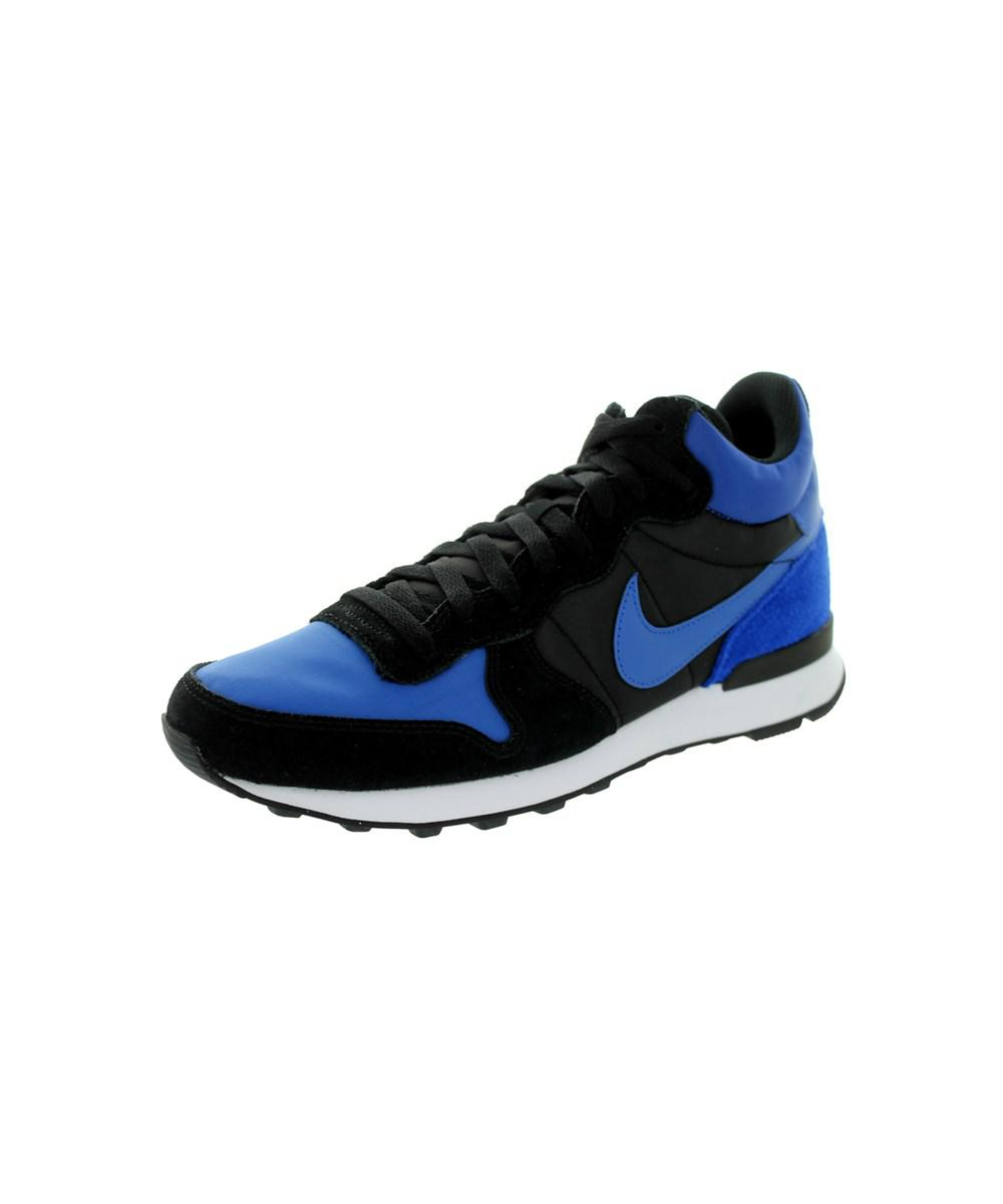 best service 5a10f 07688 Nike. Blue Men s Internationalist Mid Running Shoe