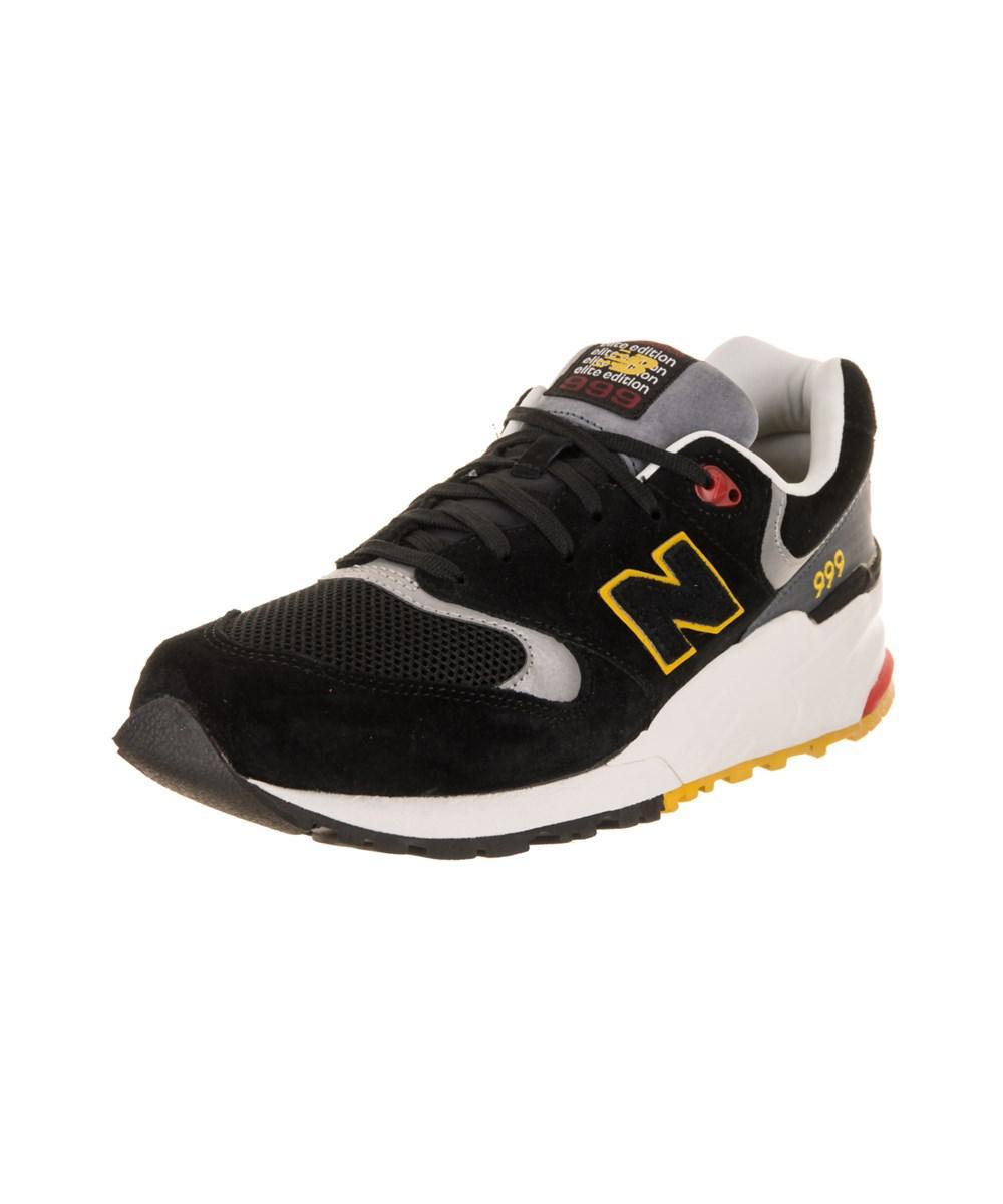 new balance men's elite 999 classic running shoe