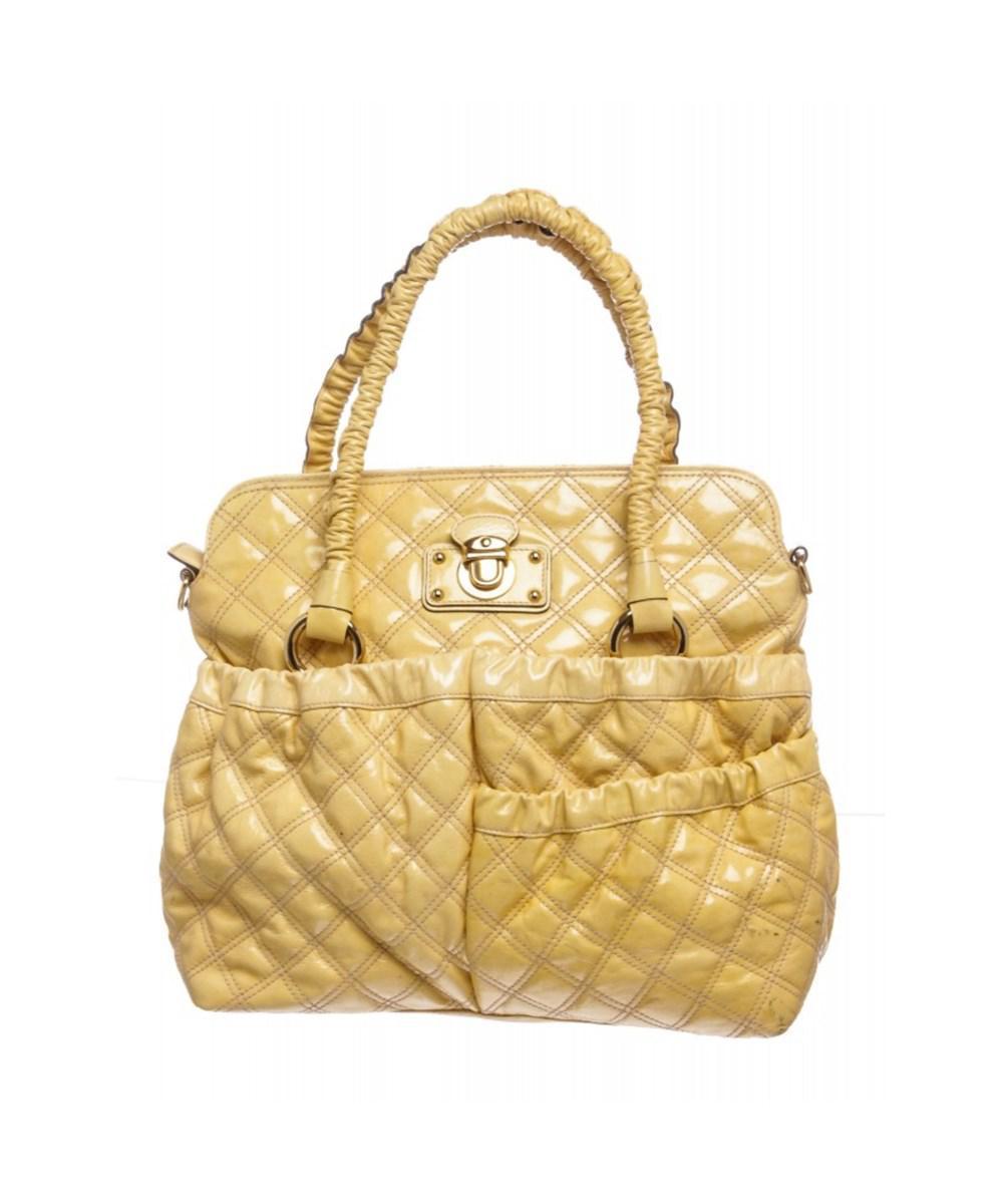 Marc Jacobs Pre-owned - Patent leather handbag k2fIvMkX0