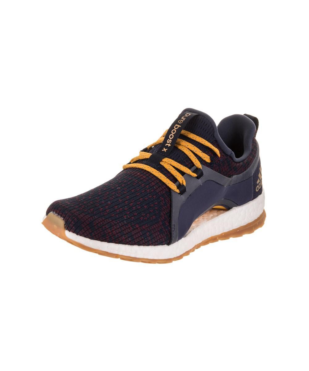 e64fd878e4e36 ... coupon for adidas. blue womens pureboost x all terrain running shoe  5fb23 6809d