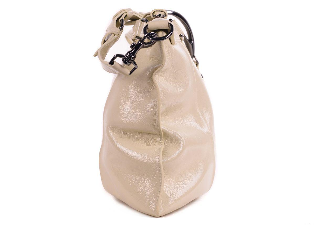 6f25aaac5e Givenchy - Natural Cream Ivory Gunmetal Silver Hobo Shoulder Bag With Small  Spots - Lyst. View fullscreen
