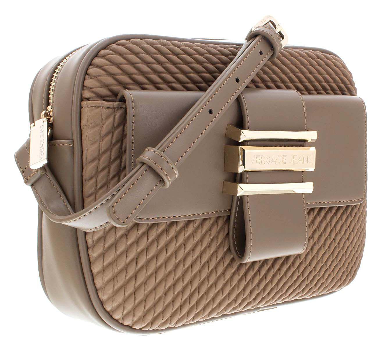 63d65f857c65 Lyst - Versace Ee1vsbbu4 E723 Tan Shoulder Bag in Brown