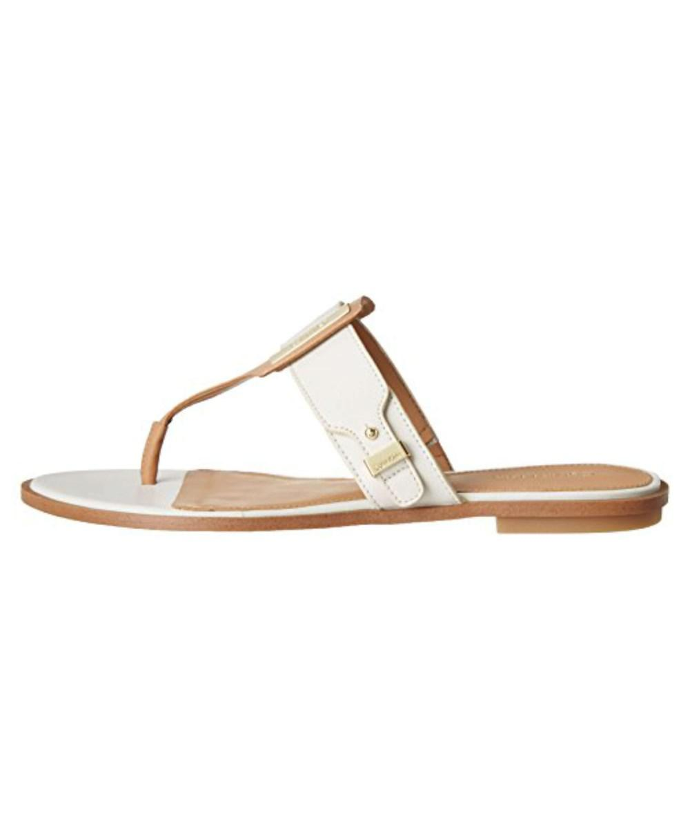 Calvin Klein Womens ULA Open Toe...