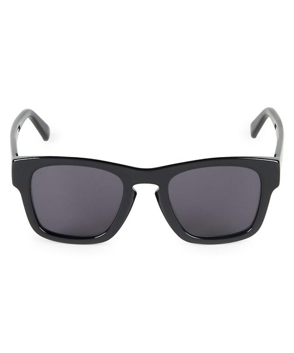 6f07b67e95273 Lyst - Gucci 49mm Square Sunglasses