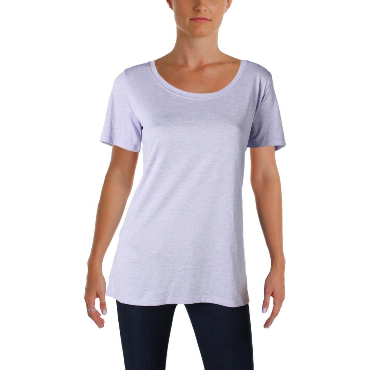2d38e4d8 Lyst - Nike Womens Dri-fit Short Sleeves T-shirt in Purple