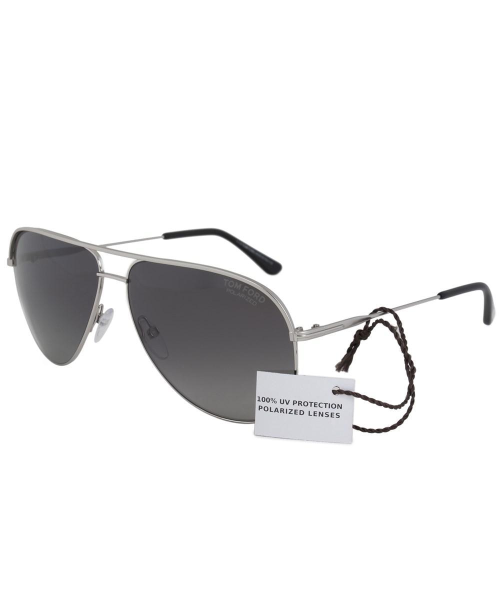 58bf57d211ab Tom Ford Erin Aviator Sunglasses Ft0466 17d 61 Pol