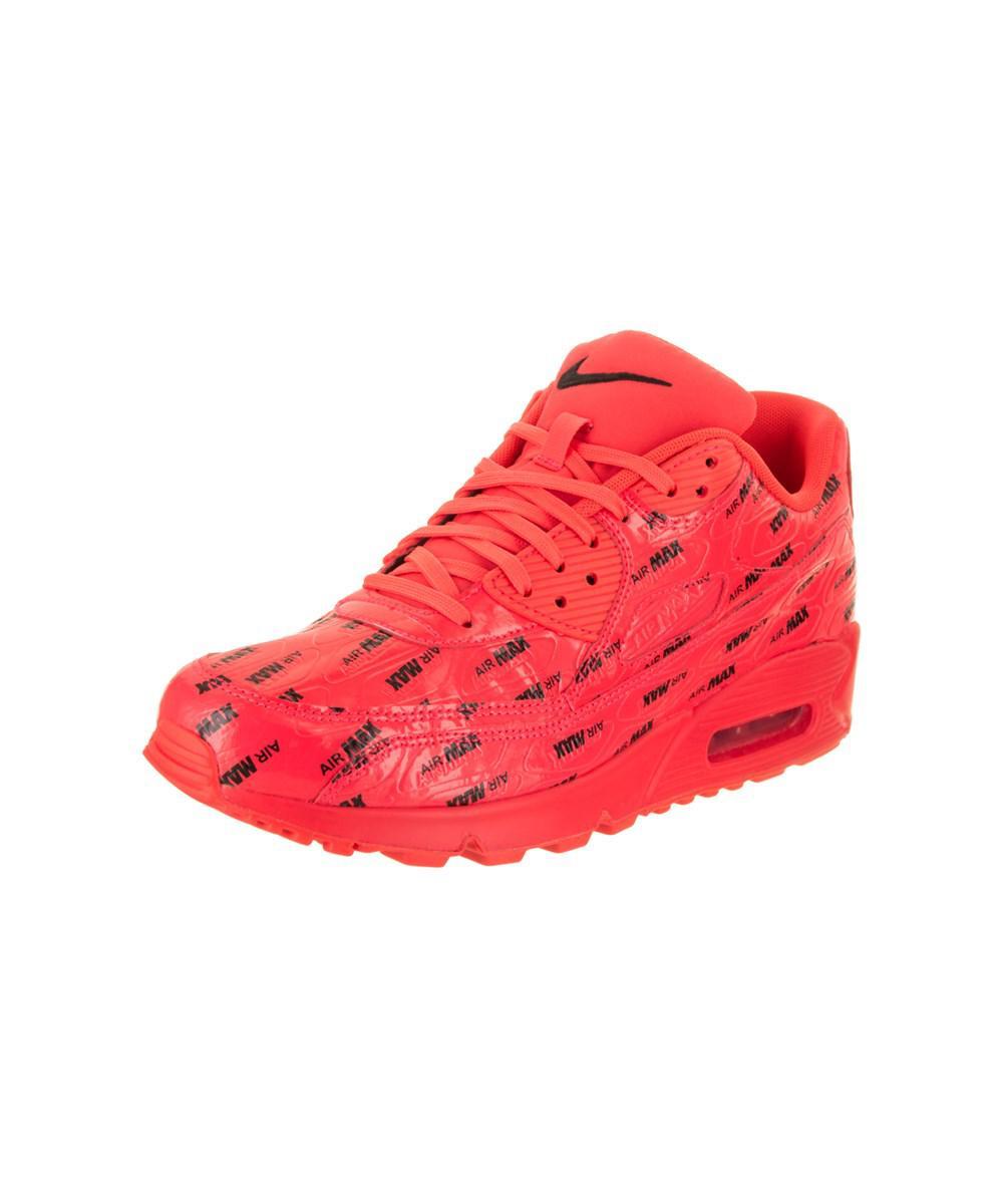 buy online d8ede 48484 Nike. Red Men s Air Max 90 ...