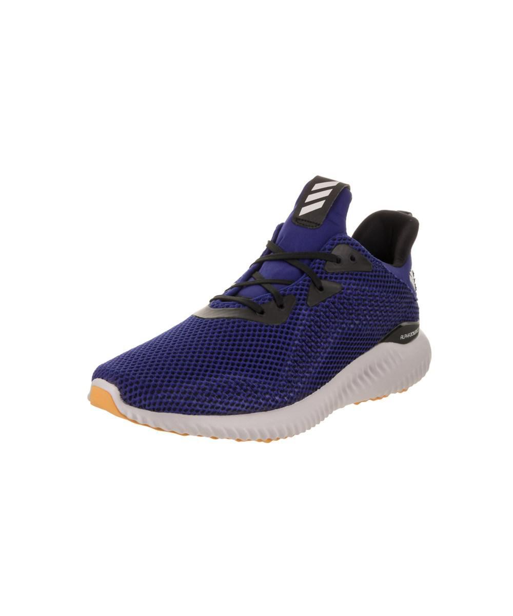 e864ce777 Lyst - Adidas Men s Alphabounce 1 Running Shoe in Black for Men