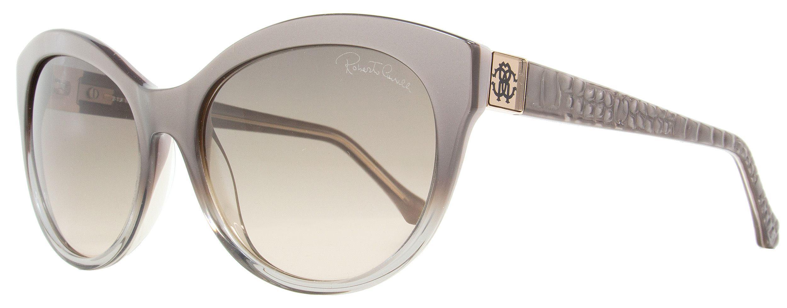 Lyst - Roberto Cavalli Oval Sunglasses Rc798s Albaldah 20b Pearl ... 0e1fec291e