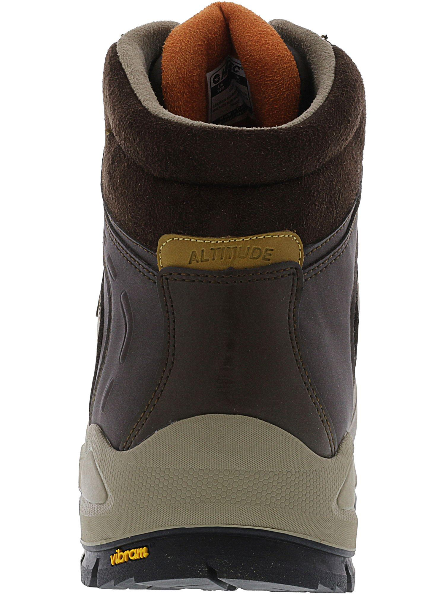 f48e9cce94f Hi-Tec Men's Altitude Alpyna Mid I Waterproof High-top Leather ...