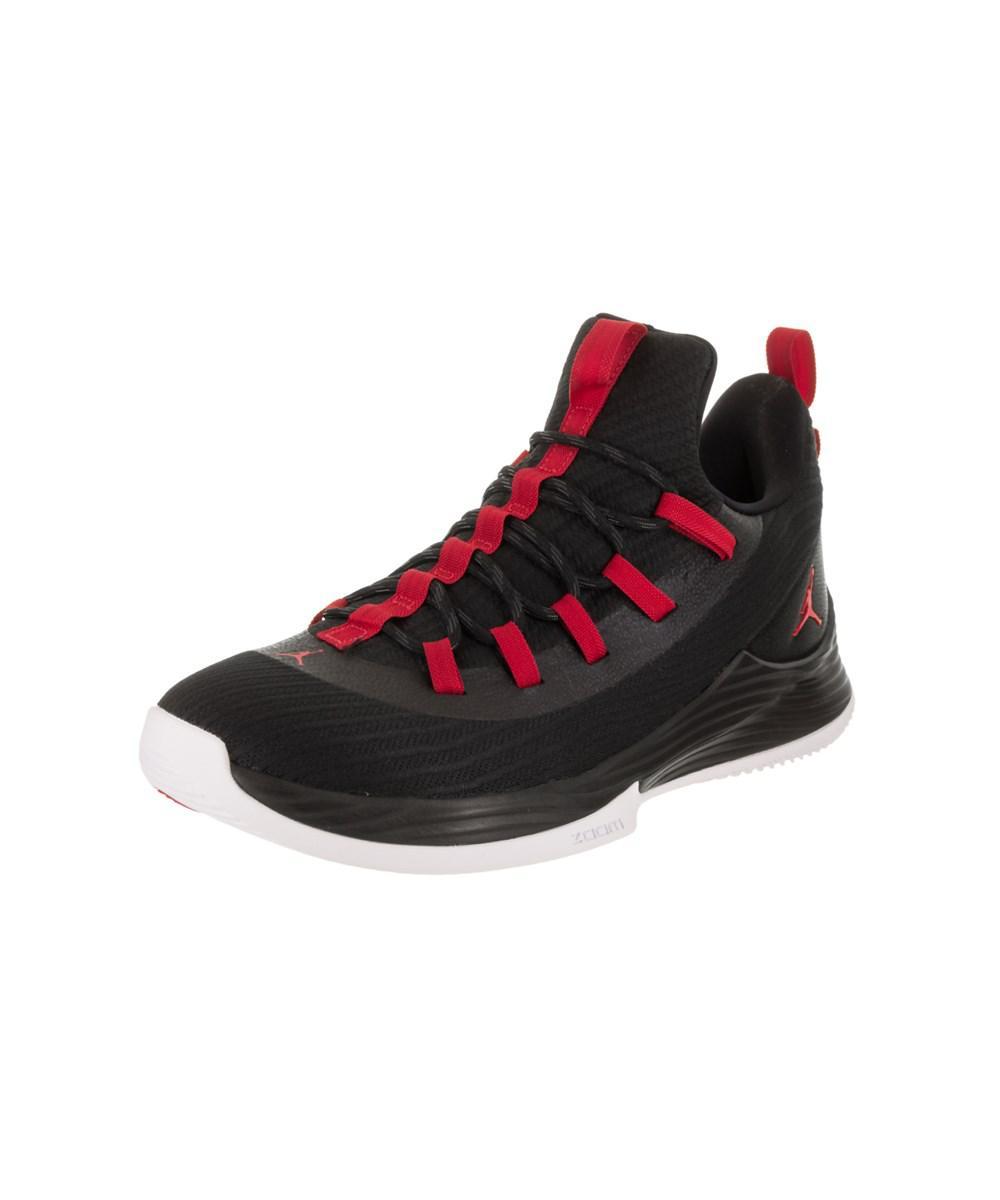 b9298ecc7a1 Lyst - Nike Nike Men s Ultra Fly 2 Low Basketball Shoe in Black for Men