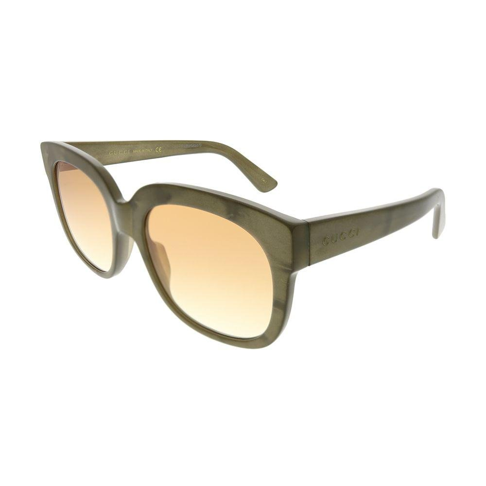 daf6557622 Gucci - Natural GG 0361s 005 Beige Marble Square Sunglasses - Lyst. View  fullscreen