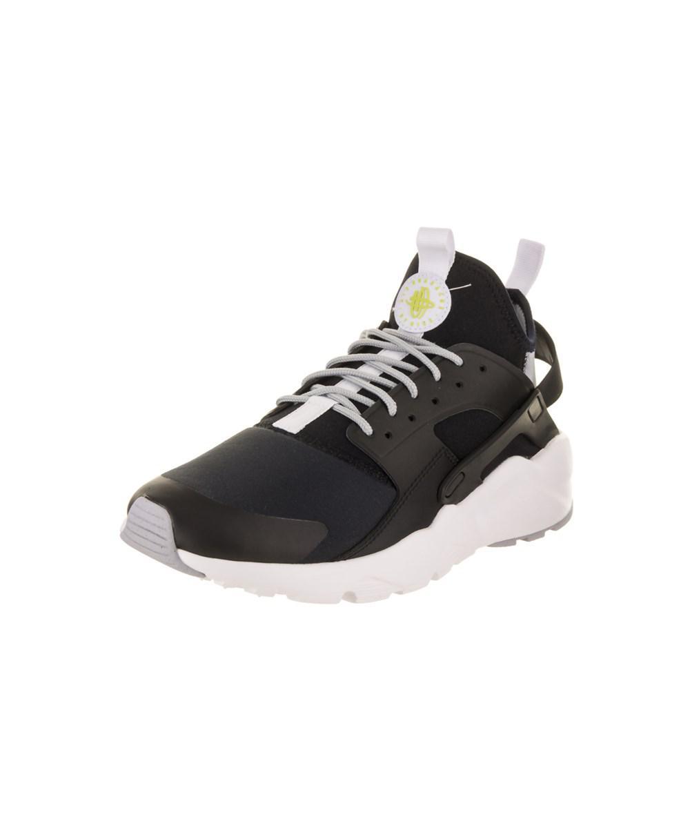 the best attitude e4d05 b80e3 Nike. Black Men s Air Huarache Run Ultra Running Shoe