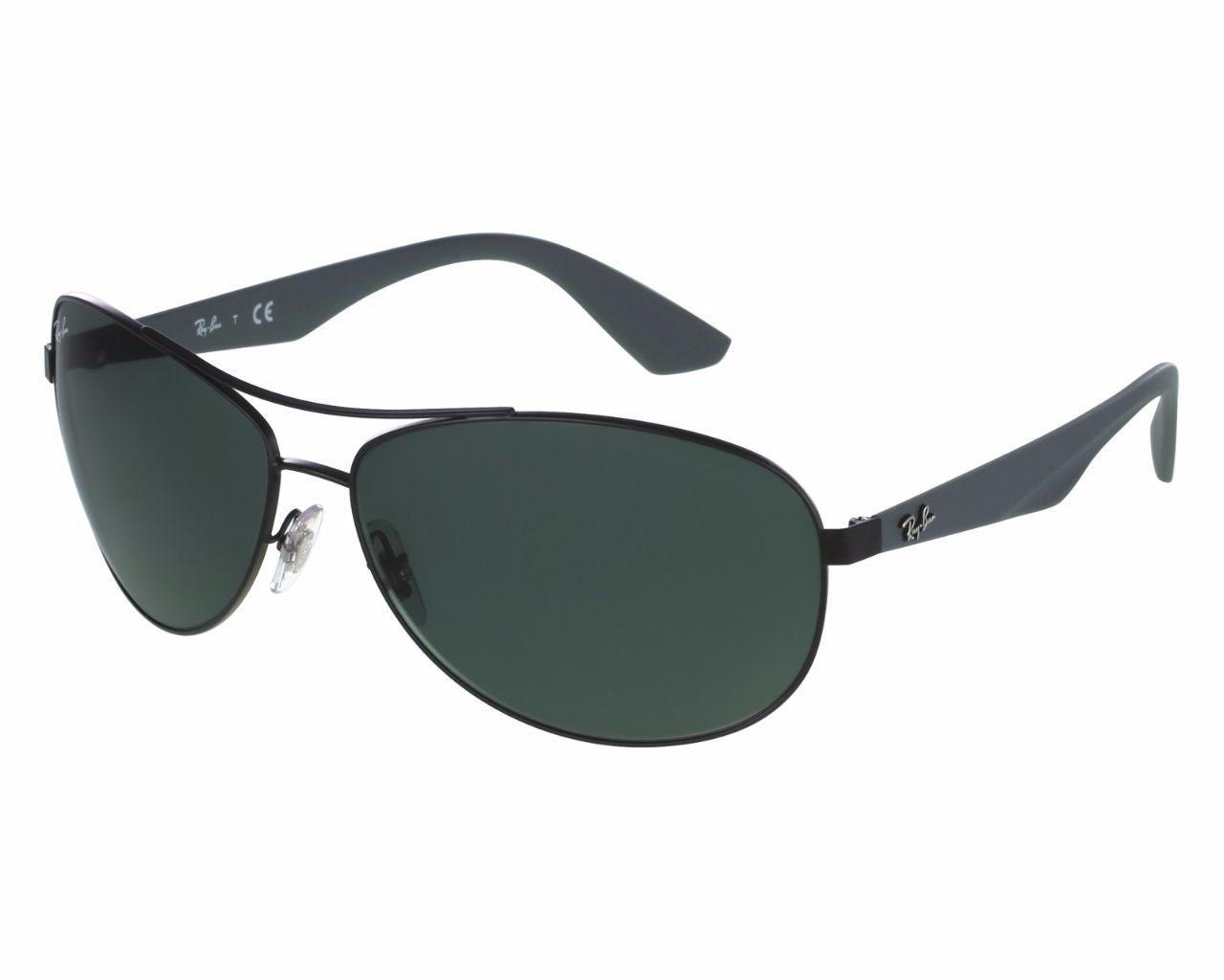 98e49bb6fb Lyst - Ray-Ban Rb3526 Sunglasses in Green for Men