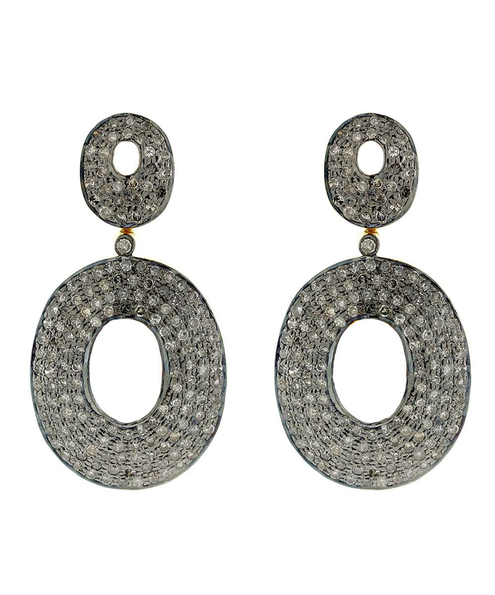 diamond color earrings jewelry image nicolehd earring products oval collections round shape and