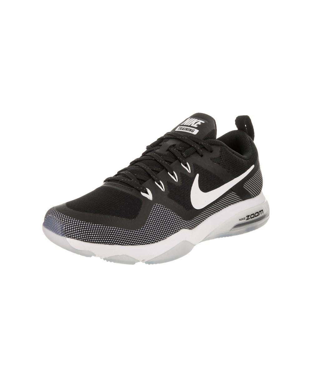 b5589cde478e Lyst - Nike Women s Air Zoom Fitness Training Shoe in Black