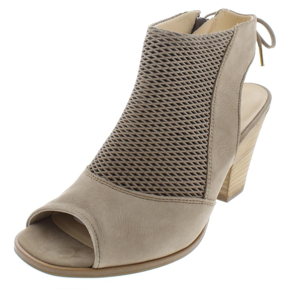 f8af9a1894a22 Lyst - Paul Green Womens Lexi Leather Open Toe Heels in Natural