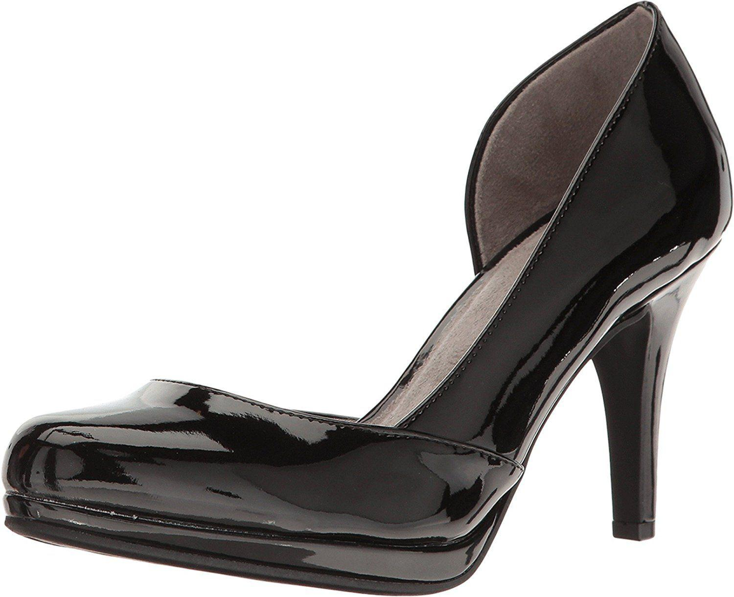 09bfc0a2729d Lyst - Lifestride Womens X-blaze Closed Toe D-orsay Pumps in Black