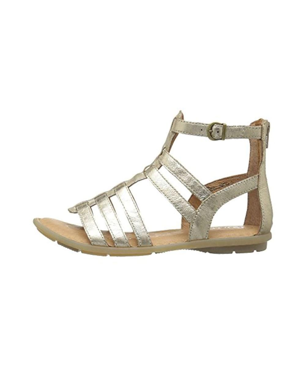 1193a9d1eeb Lyst - B.Ø.C. Womens Tripoli Leather Open Toe Casual Gladiator ...