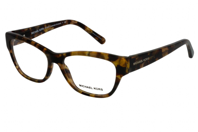 52a3412e7c Michael Kors Dark Tortoise Lavender Cat Eye Sunglasses ✓ Sunglasses ...