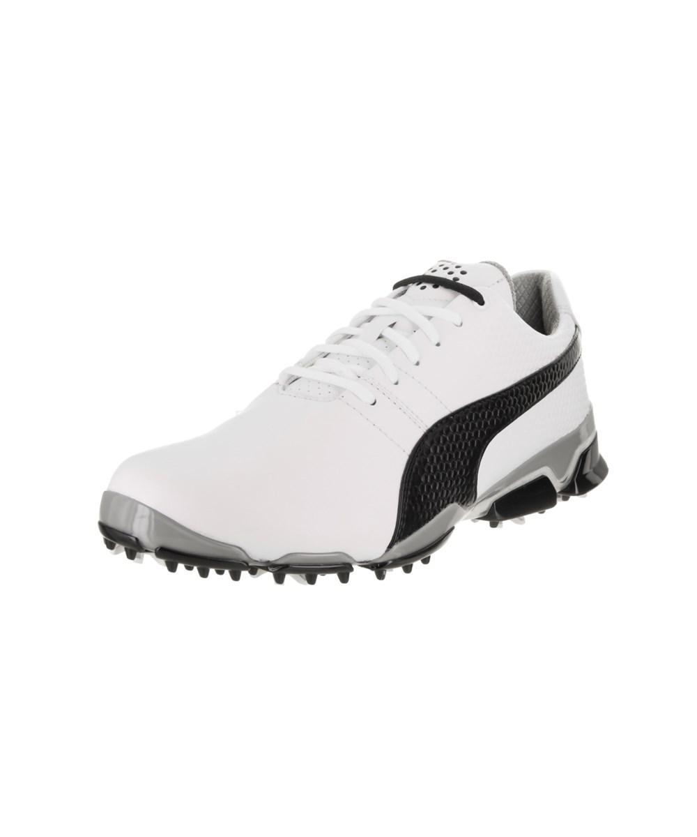 8d9dad0bd5f475 Puma Men s Titantour Ignite Golf Shoe in White for Men
