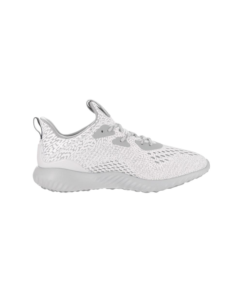 buy popular 50f8e 4b716 Lyst - Adidas Womens Alphabounce Ams Running Shoe in Gray