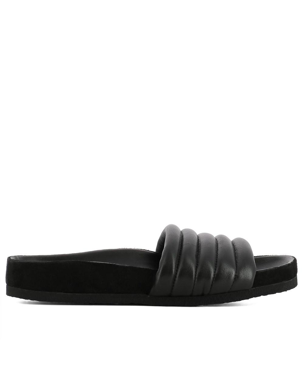 Givenchy Black Hellea Sporty Sandals YxXhvnQ